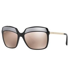 New CHANEL 5378 18k Gold Plated Lens Sunglasses
